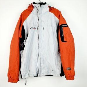 Columbia Men's Vertex Core 3 in 1 Waterproof Coat